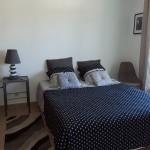 Asia chambre avec balcon et lit 160/00