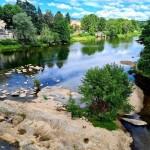 rivière Ardèche Pont d'Aubenas