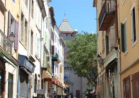 Centre Ville Aubenas